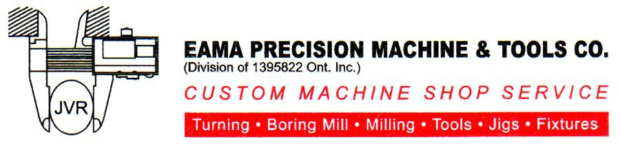 E.A.M.A. Precision Machine and Tool Co.