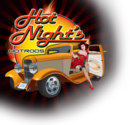 Hot Nights Hot Rods