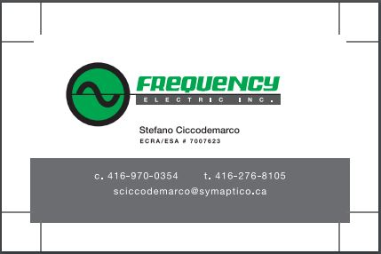 Frequency Electric Inc.