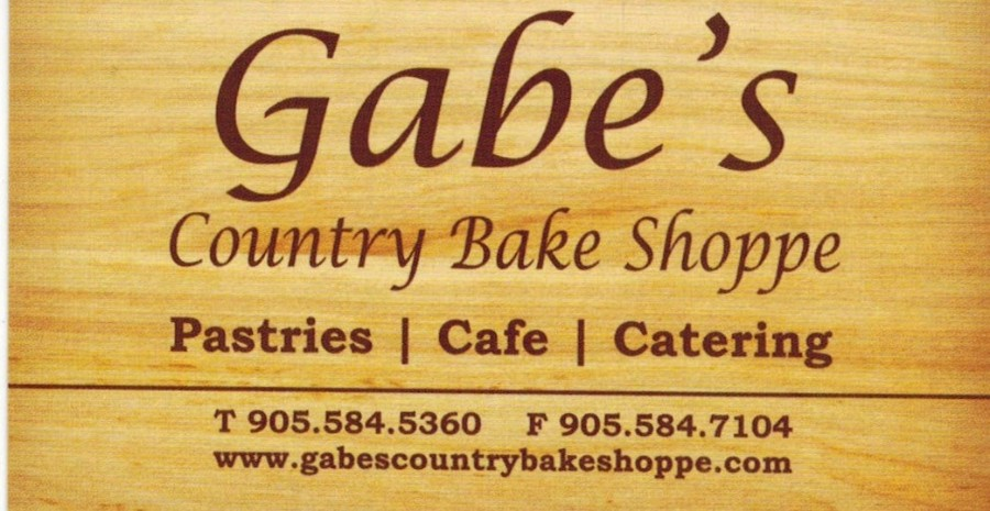 Gabe's Country Bake Shop